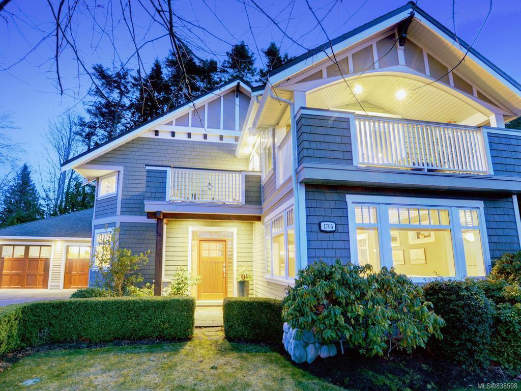 Main Photo: 1705 Texada Terr in North Saanich: NS Dean Park House for sale : MLS®# 838598