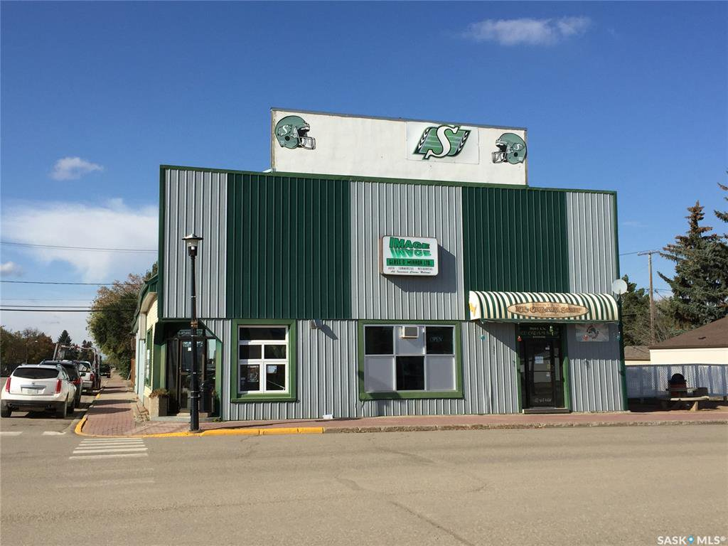Main Photo: 301 Main Street in Unity: Commercial for sale : MLS®# SK830532