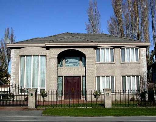 Main Photo: 3531 WILLIAMS RD in Richmond: Seafair House for sale : MLS®# V521324