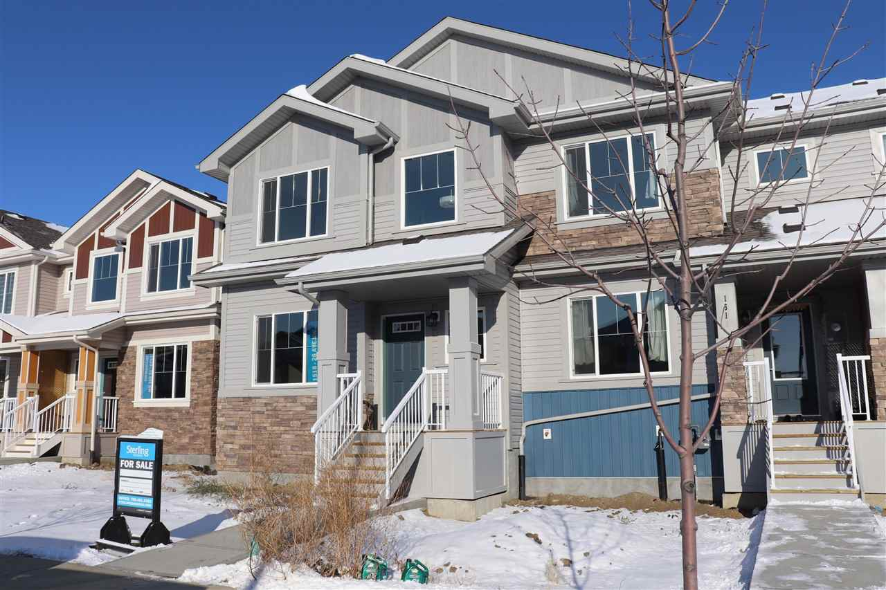 Main Photo:  in Edmonton: Zone 30 Attached Home for sale : MLS®# E4179342