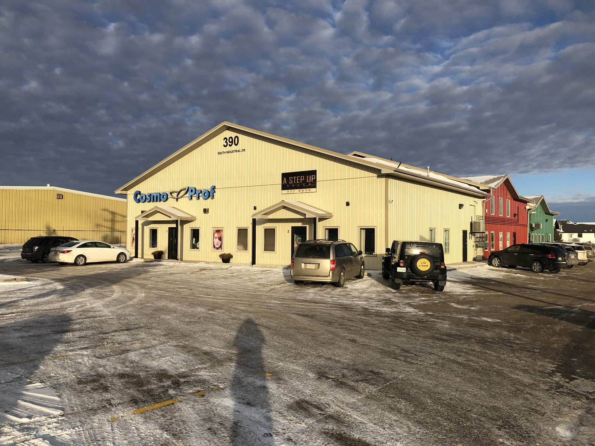 Main Photo: South Industrial Drive in Prince Albert: Commercial for sale