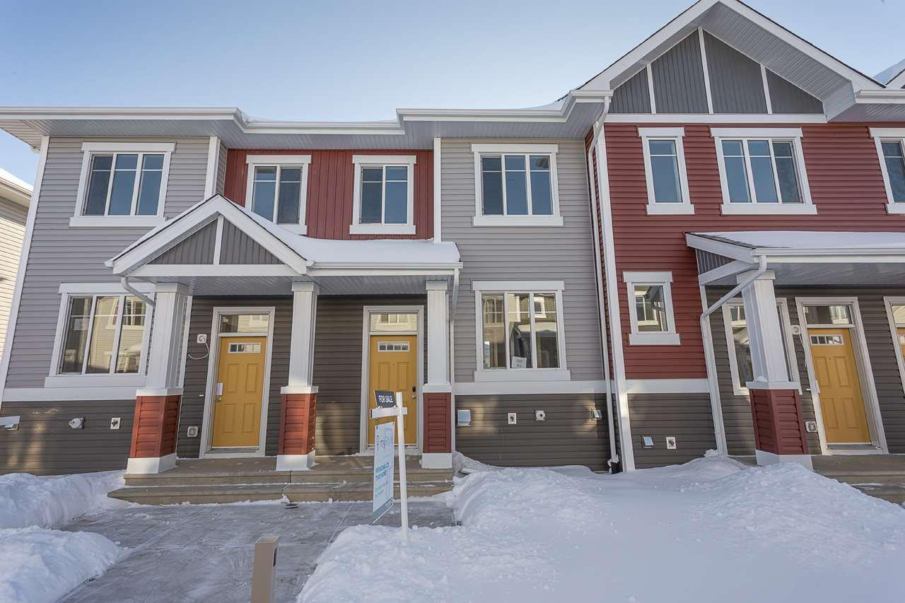 Main Photo: 161 2905 141 Street in Edmonton: Zone 55 Townhouse for sale : MLS®# E4185773