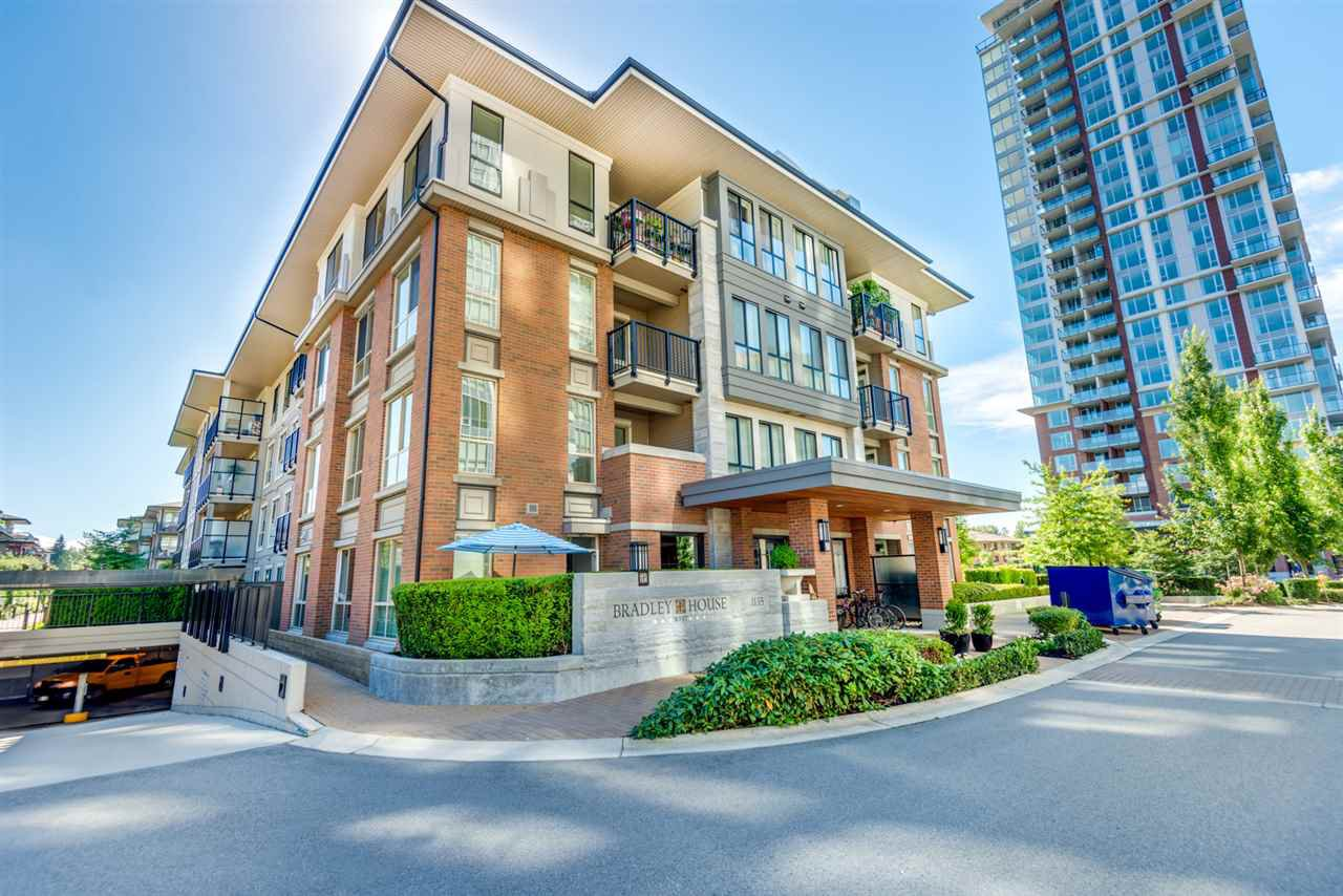 """Main Photo: 107 1135 WINDSOR Mews in Coquitlam: New Horizons Condo for sale in """"BRADLEY HOUSE WEST"""" : MLS®# R2438518"""