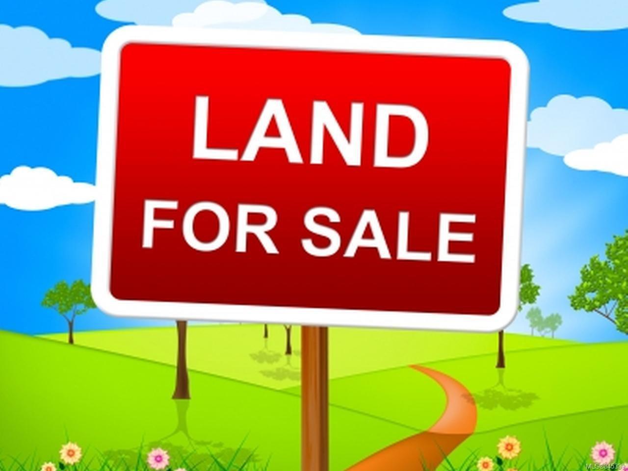 Main Photo: LT 1 E Ryan Rd in COMOX: CV Comox Peninsula Land for sale (Comox Valley)  : MLS®# 845339