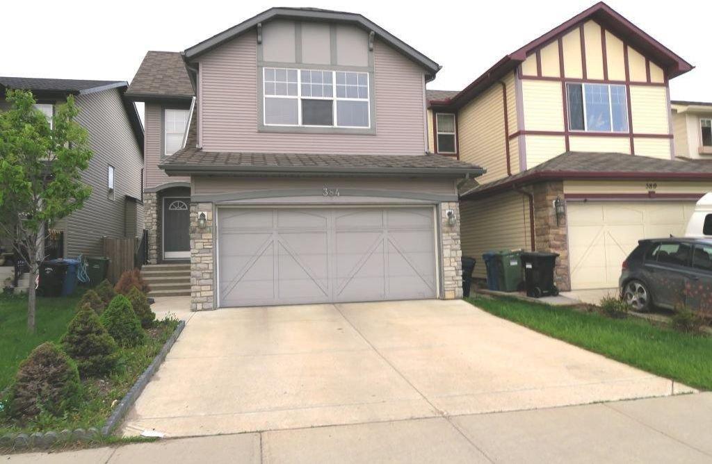 Main Photo: 384 NEW BRIGHTON Drive SE in Calgary: New Brighton Detached for sale : MLS®# A1029027