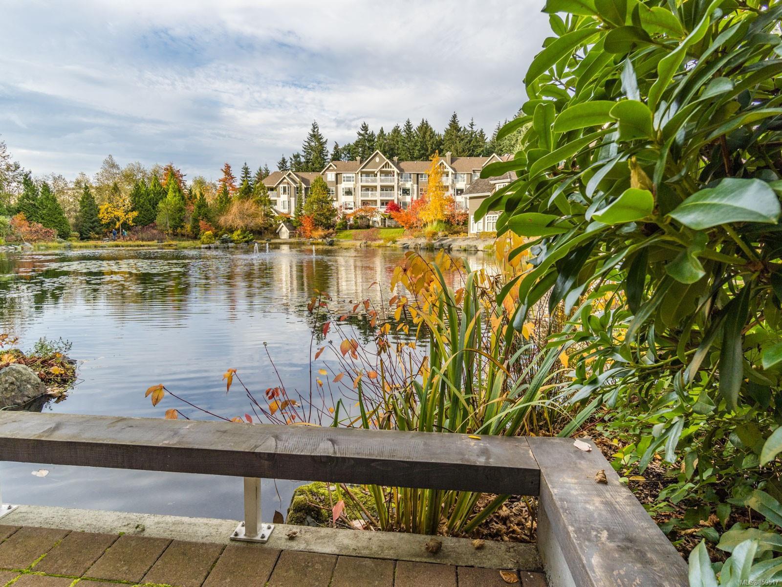 Main Photo: 108 5650 Edgewater Lane in : Na North Nanaimo Condo for sale (Nanaimo)  : MLS®# 859517