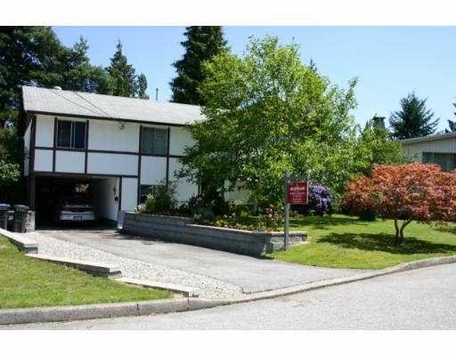 Main Photo: 1443 MCDONALD PL in Port Coquiltam: Mary Hill House for sale (Port Coquitlam)  : MLS®# V549312