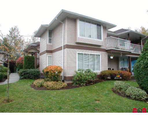 "Main Photo: 1750 MCKENZIE Road in Abbotsford: Poplar Townhouse for sale in ""ALDERGLEN"" : MLS®# F2700985"