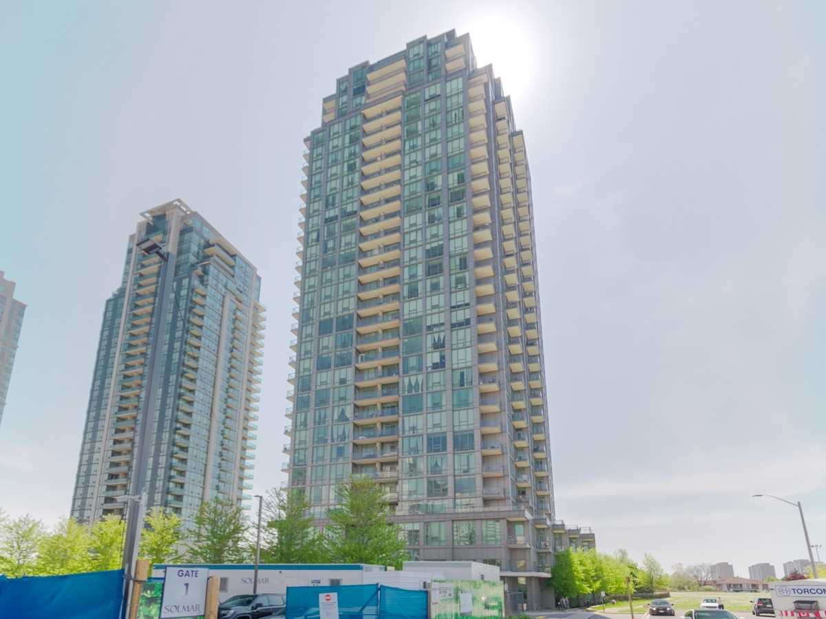 Main Photo: 1107 3525 Kariya Drive in Mississauga: City Centre Condo for lease : MLS®# W4770234