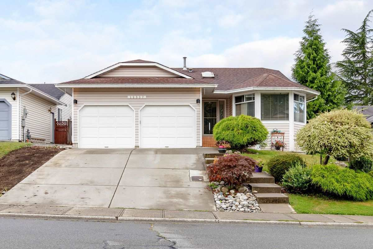 Main Photo: 12357 233 Street in Maple Ridge: East Central House for sale : MLS®# R2491349