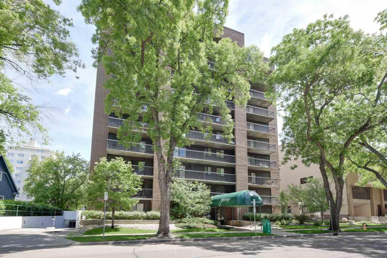Main Photo: 302 9929 113 Street in Edmonton: Zone 12 Condo for sale : MLS®# E4169310