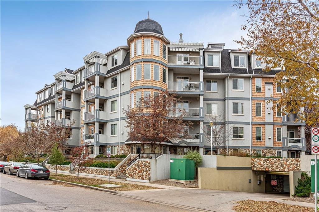 Main Photo: 304 2419 ERLTON Road SW in Calgary: Erlton Apartment for sale : MLS®# C4273140