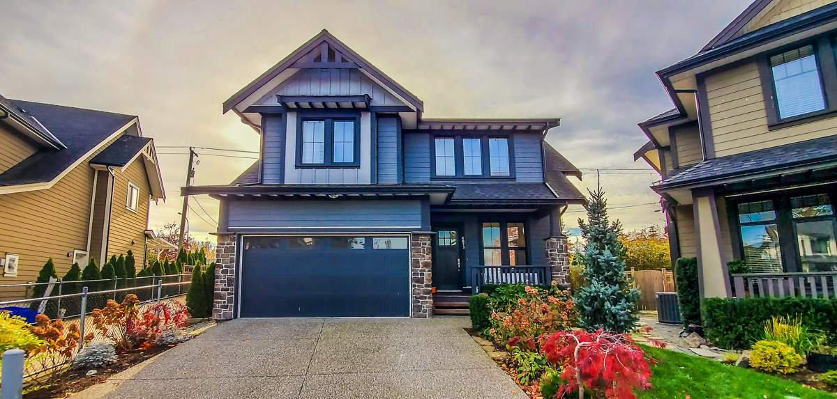 """Main Photo: 4873 223B Street in Langley: Murrayville House for sale in """"Radius"""" : MLS®# R2417841"""