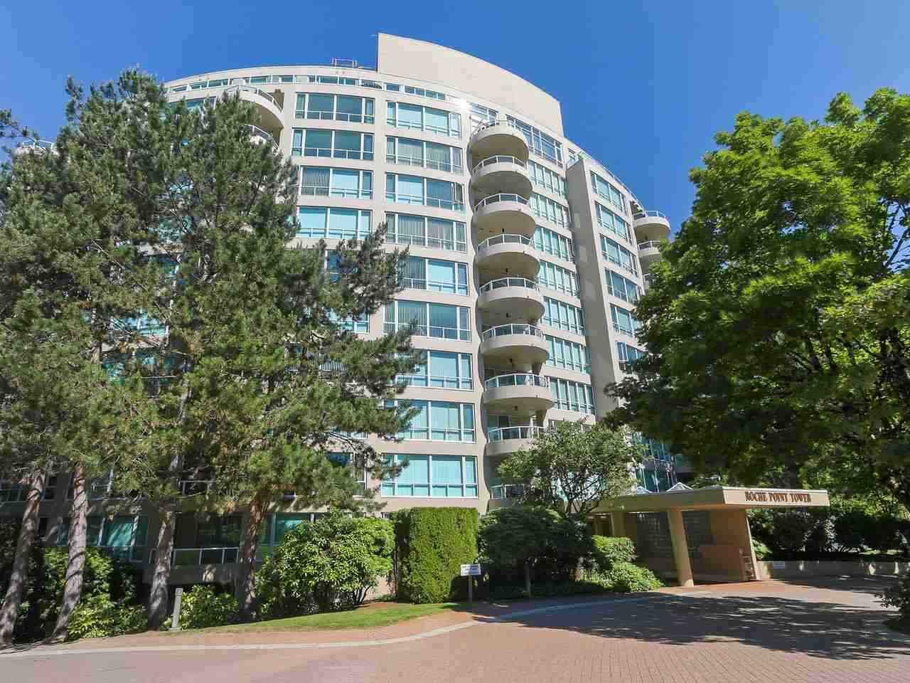 Main Photo: 406 995 ROCHE POINT Drive in North Vancouver: Roche Point Condo for sale : MLS®# R2427144