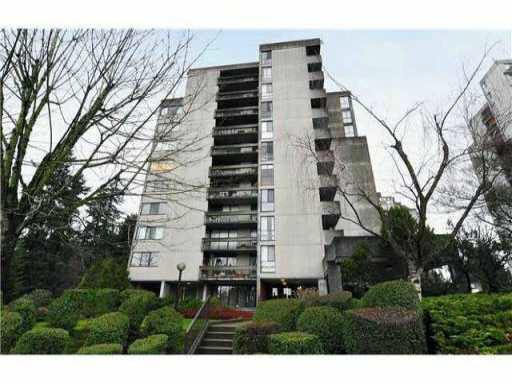 Main Photo: 606 4105 IMPERIAL STREET in : Metrotown Condo for sale : MLS®# V976342