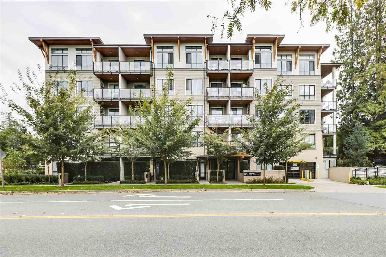 "Main Photo: 207 15388 105 Avenue in Surrey: Guildford Condo for sale in ""G3 Residences"" (North Surrey)  : MLS®# R2507851"