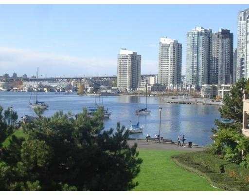 "Main Photo: 209 1859 SPYGLASS PL in Vancouver: False Creek Condo for sale in ""SAN REMO COURT"" (Vancouver West)  : MLS®# V581264"
