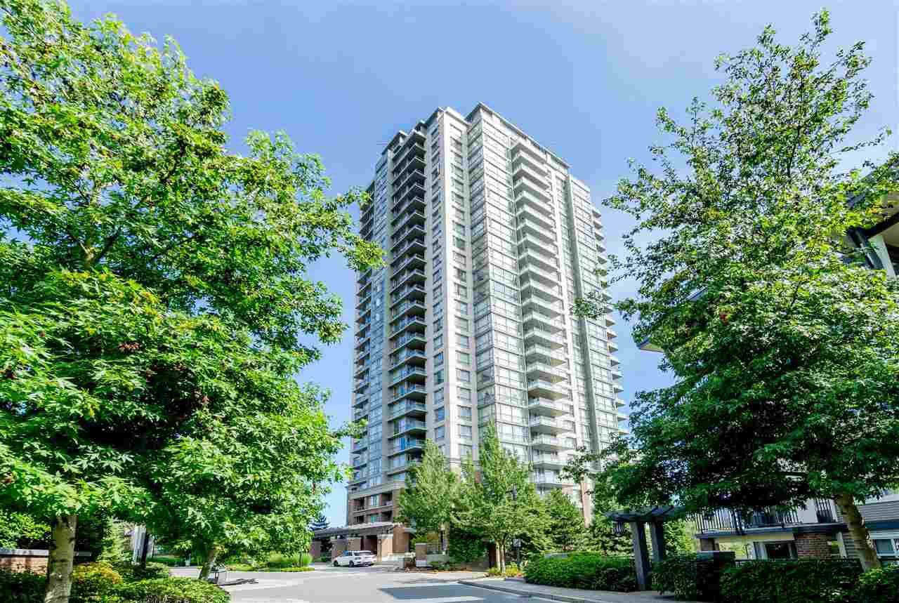 Main Photo: 2704 4888 BRENTWOOD Drive in Burnaby: Brentwood Park Condo for sale (Burnaby North)  : MLS®# R2391464