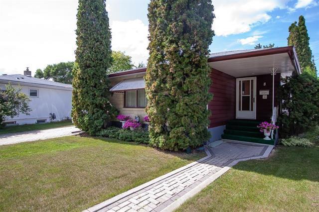 Main Photo: 8 Iris Street in Winnipeg: Garden City Residential for sale (4G)  : MLS®# 1923351