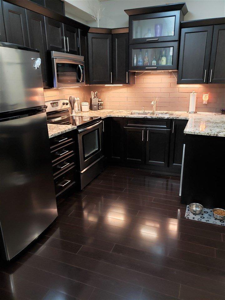 Main Photo: 105 304 LEWIS ESTATES Boulevard in Edmonton: Zone 58 Condo for sale : MLS®# E4175690