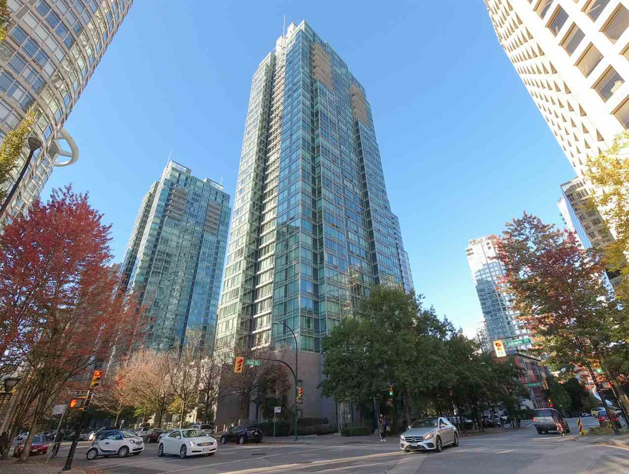 "Main Photo: 2805 1200 W GEORGIA Street in Vancouver: West End VW Condo for sale in ""RESIDENCES ON GEORGIA"" (Vancouver West)  : MLS®# R2412352"