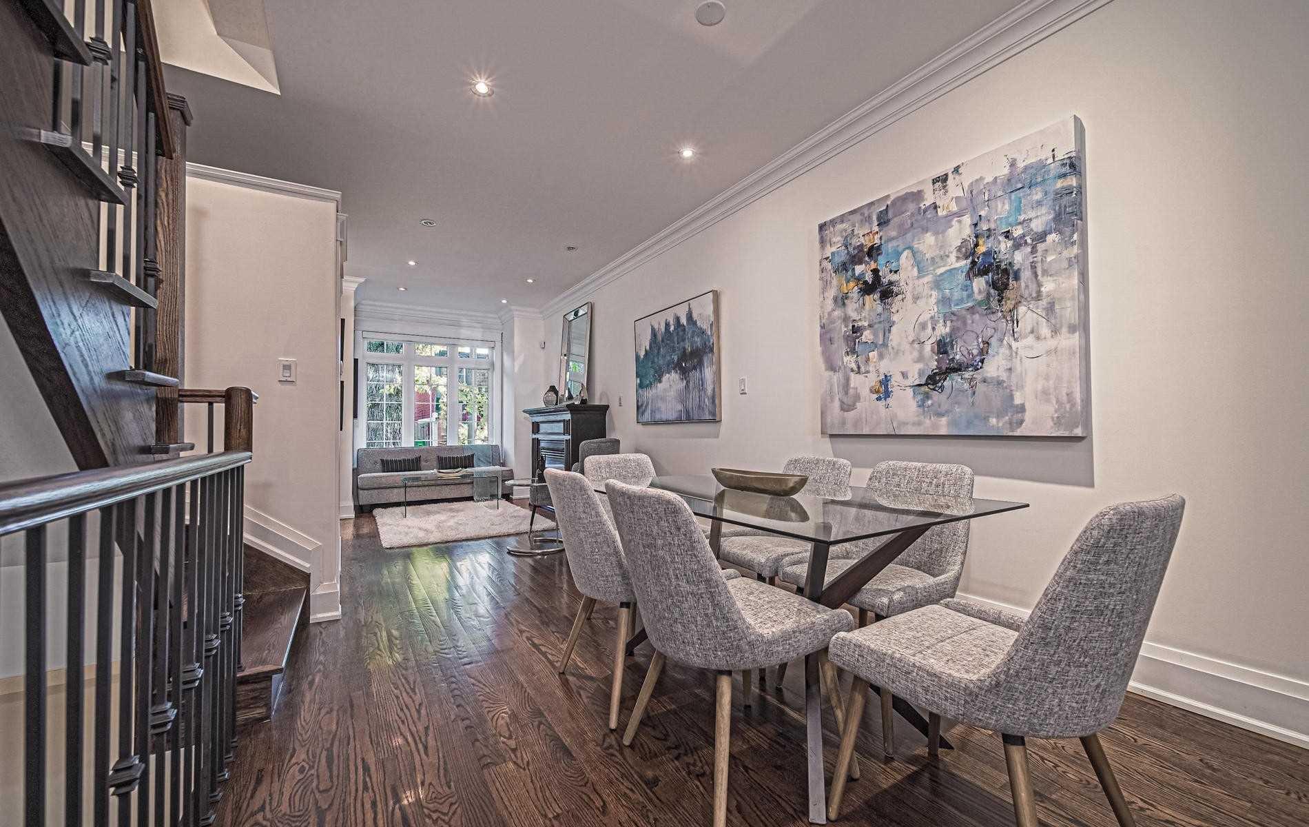 Photo 4: Photos: 216A Hamilton Street in Toronto: South Riverdale House (3-Storey) for sale (Toronto E01)  : MLS®# E4619870