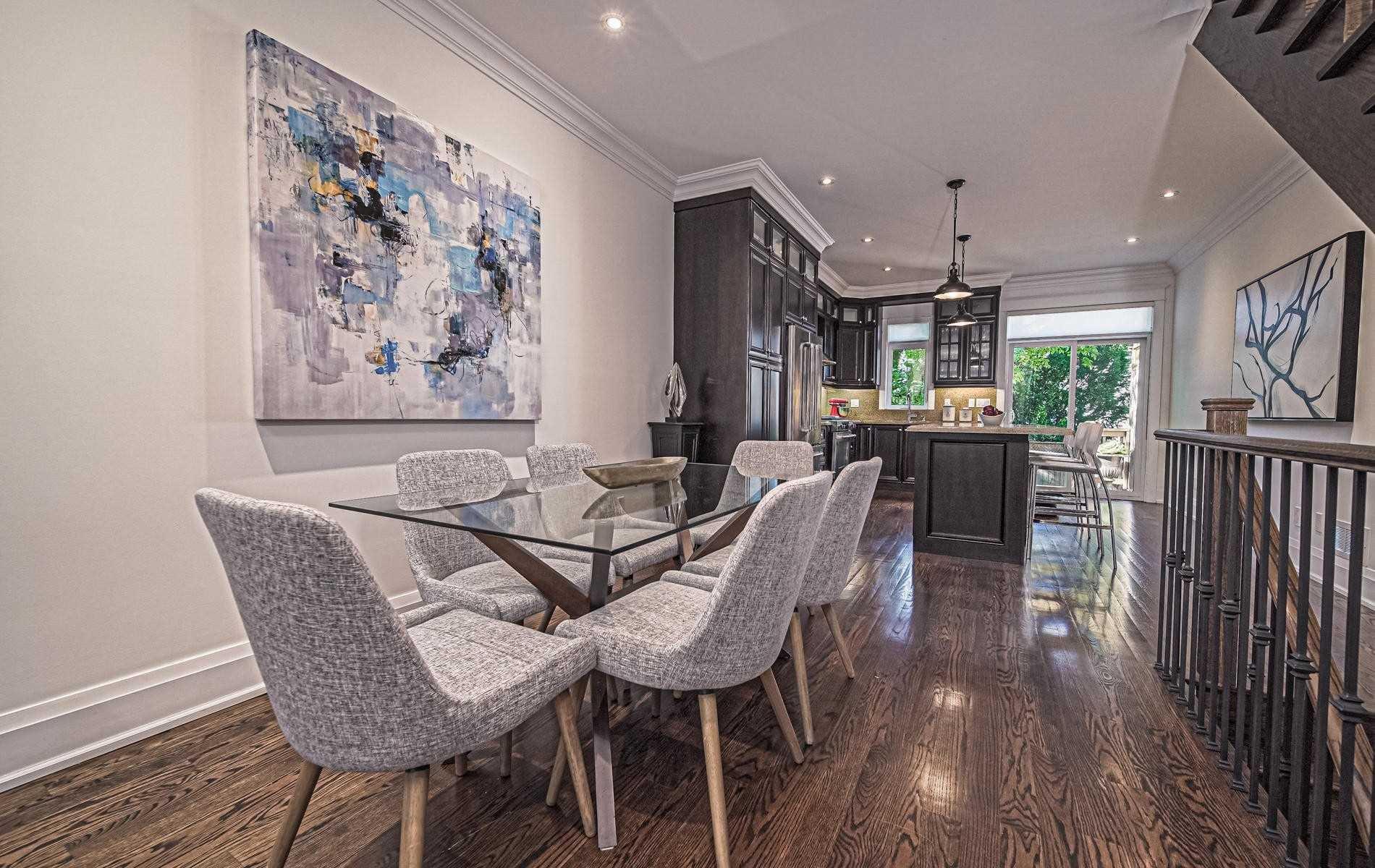 Photo 3: Photos: 216A Hamilton Street in Toronto: South Riverdale House (3-Storey) for sale (Toronto E01)  : MLS®# E4619870