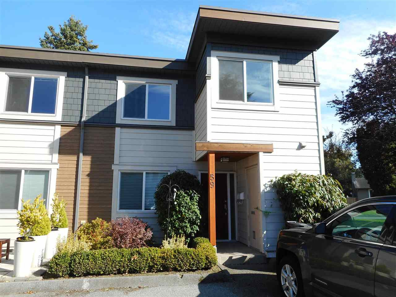 Main Photo: 59 3251 SPRINGFIELD DRIVE in Richmond: Steveston North Townhouse for sale : MLS®# R2411374