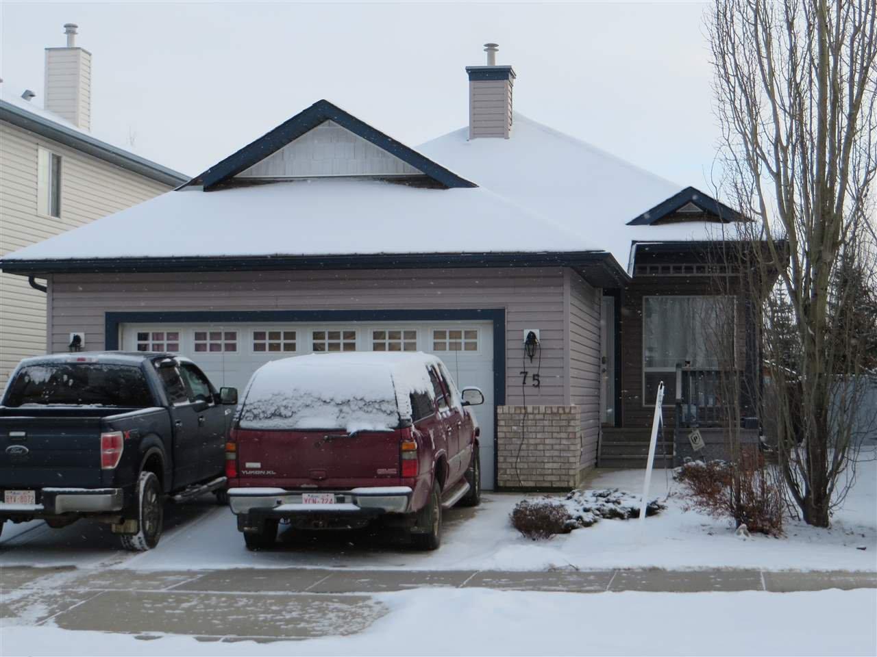 Main Photo: 75 BONIN Crescent: Beaumont House for sale : MLS®# E4189586