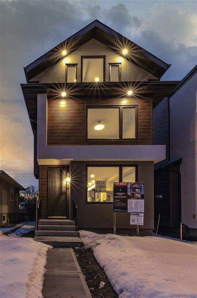 Main Photo: 8928 148 Street in Edmonton: Zone 10 House for sale : MLS®# E4190068