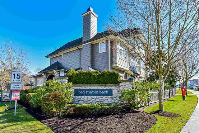 Main Photo: 110 7938 209 Street in Langley: Willoughby Heights Townhouse for sale : MLS®# R2447823