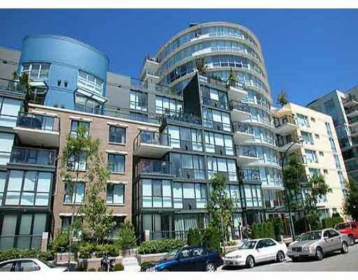 "Main Photo: 507 1485 W 6TH AV in Vancouver: False Creek Condo for sale in ""CARRARA OF PORTICO"" (Vancouver West)  : MLS®# V596879"