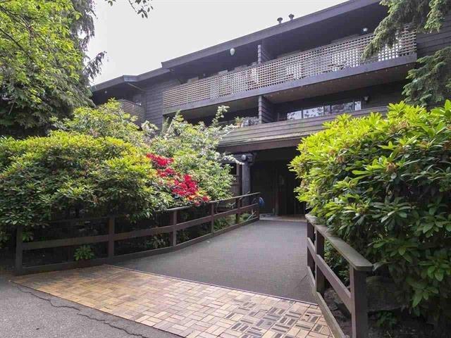 "Main Photo: 113 330 E 7TH Avenue in Vancouver: Mount Pleasant VE Condo for sale in ""LANDMARK BELVEDERE"" (Vancouver East)  : MLS®# R2388510"