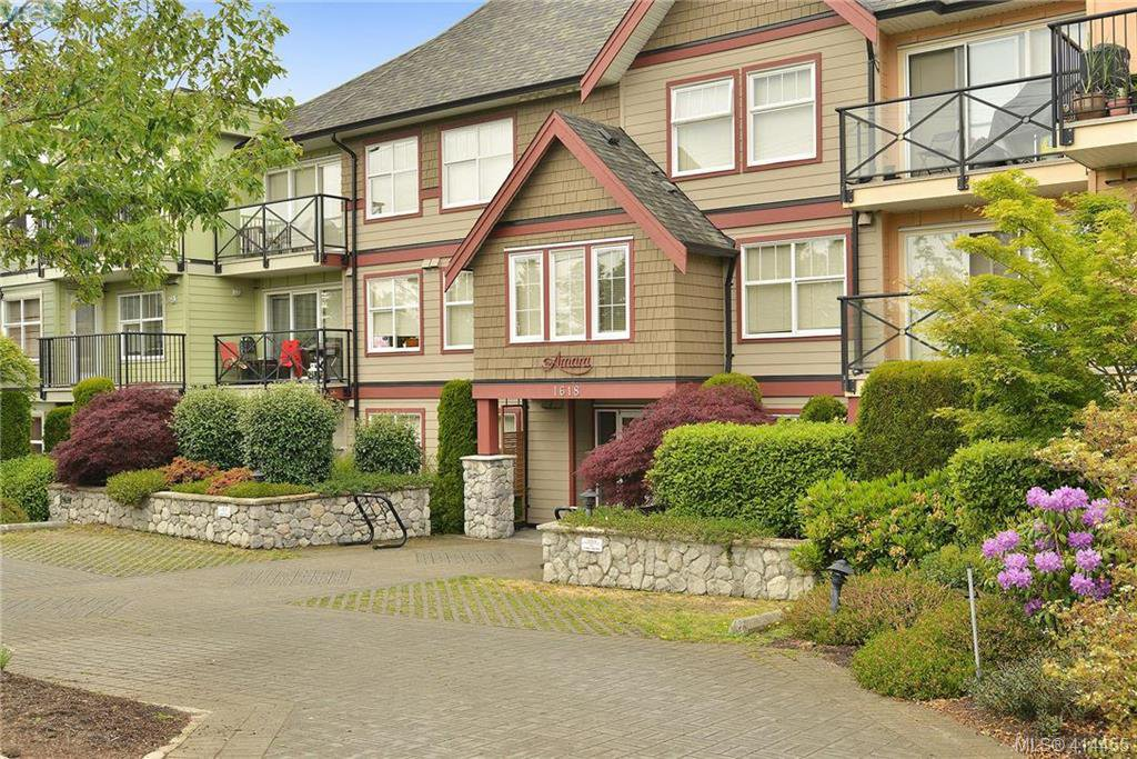 Main Photo: 103 1618 North Dairy Road in VICTORIA: SE Cedar Hill Condo Apartment for sale (Saanich East)  : MLS®# 414455