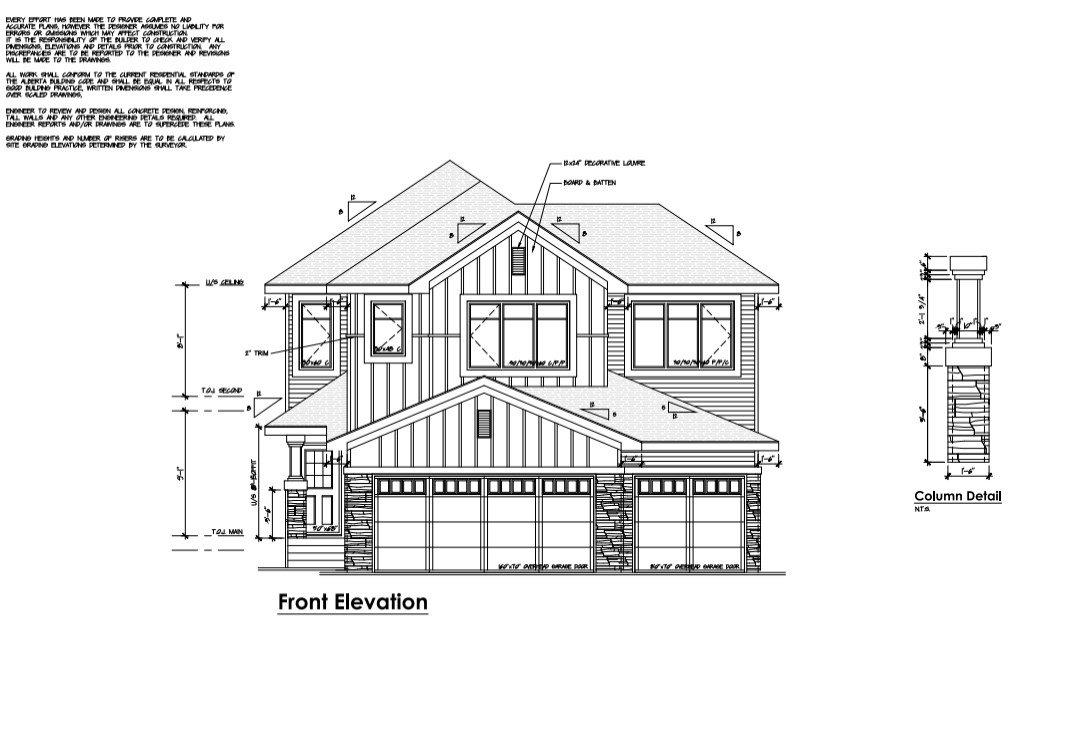 Main Photo: 6738 Elston Lane in Edmonton: Zone 57 House for sale : MLS®# E4194028