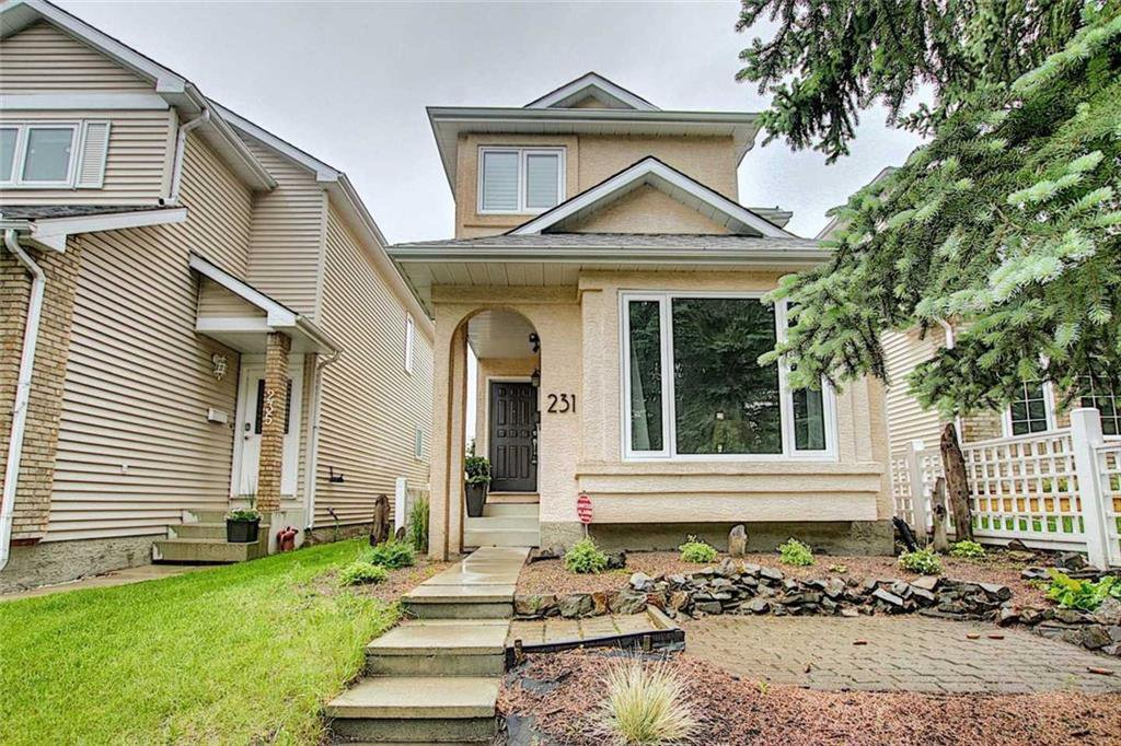 Main Photo: 231 COACHWAY Road SW in Calgary: Coach Hill Detached for sale : MLS®# C4305633
