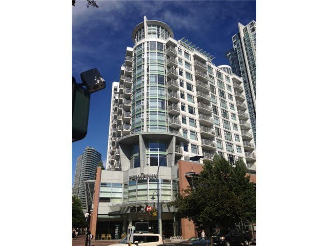 Main Photo: 1109 189 DAVIE STREET in Vancouver West: Yaletown Condo for sale ()  : MLS®# V1017773