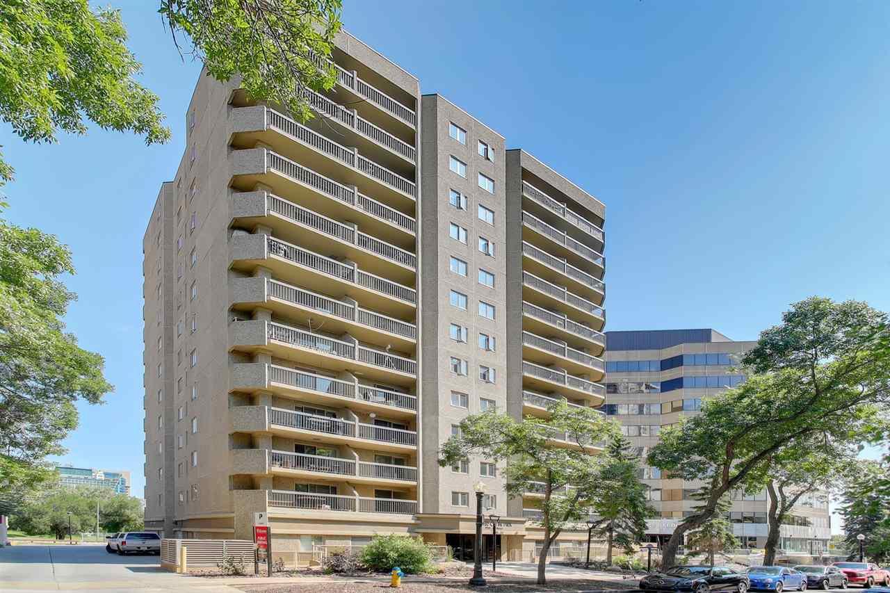 Main Photo: 604 9715 110 Street in Edmonton: Zone 12 Condo for sale : MLS®# E4209936