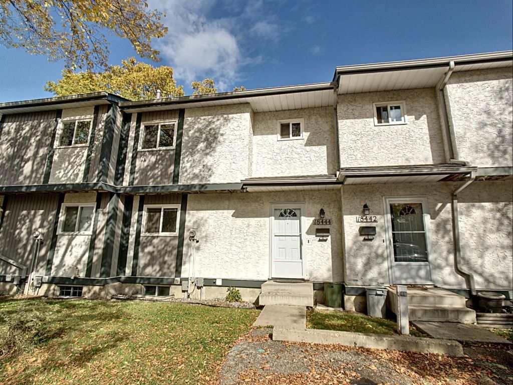 Main Photo: 18444 62B Avenue in Edmonton: Zone 20 Townhouse for sale : MLS®# E4217607