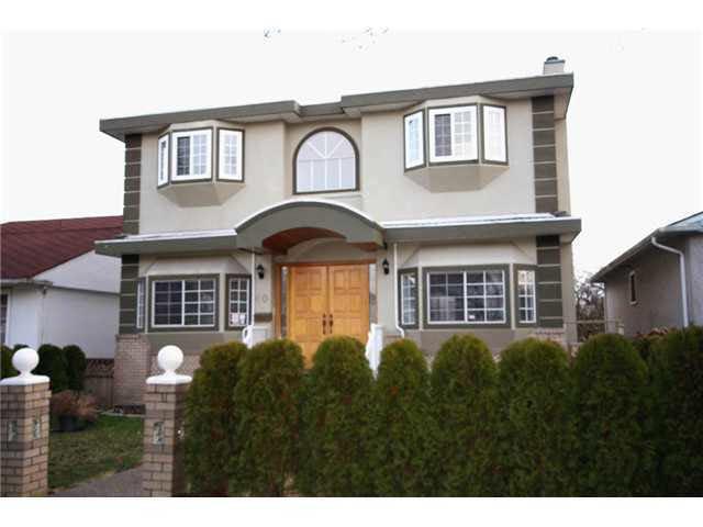 Main Photo: 80 W 47TH AVENUE in : Oakridge VW House for sale : MLS®# V874382