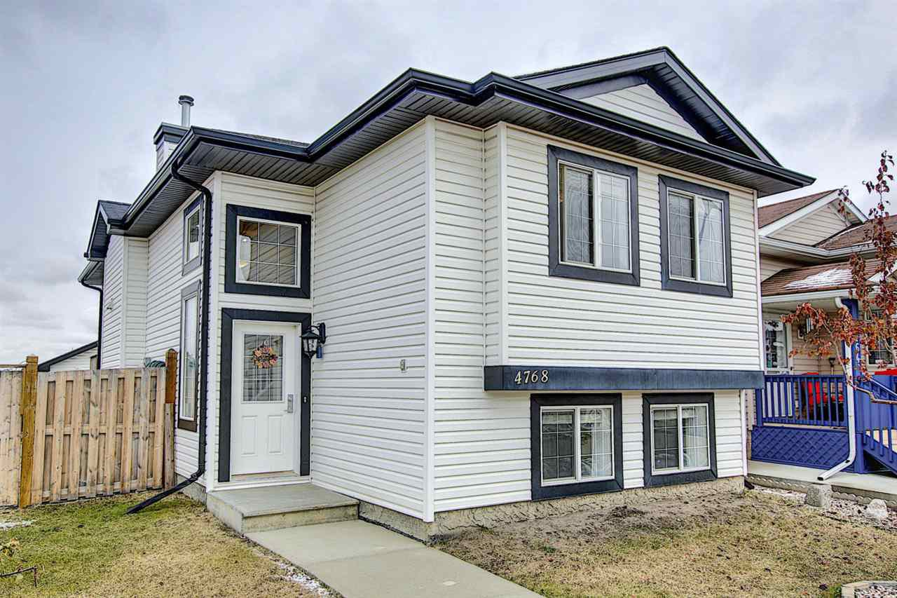 Main Photo: 4768 156 Avenue in Edmonton: Zone 03 House for sale : MLS®# E4218885