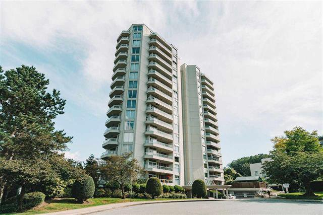 Main Photo: 507 71 Jamieson Court in New Westminster: Fraserview VE Condo for sale : MLS®# R2490813