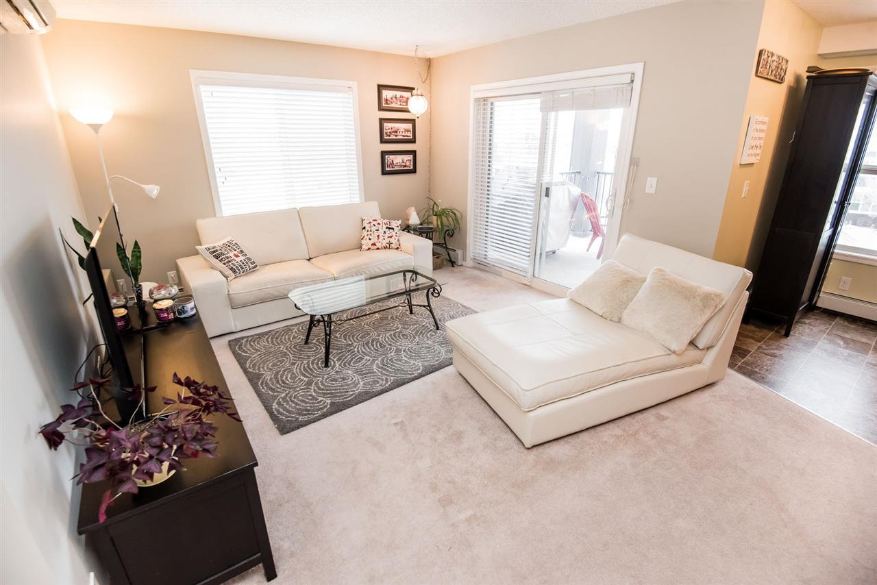 Main Photo: 201 534 WATT Boulevard in Edmonton: Zone 53 Condo for sale : MLS®# E4203959