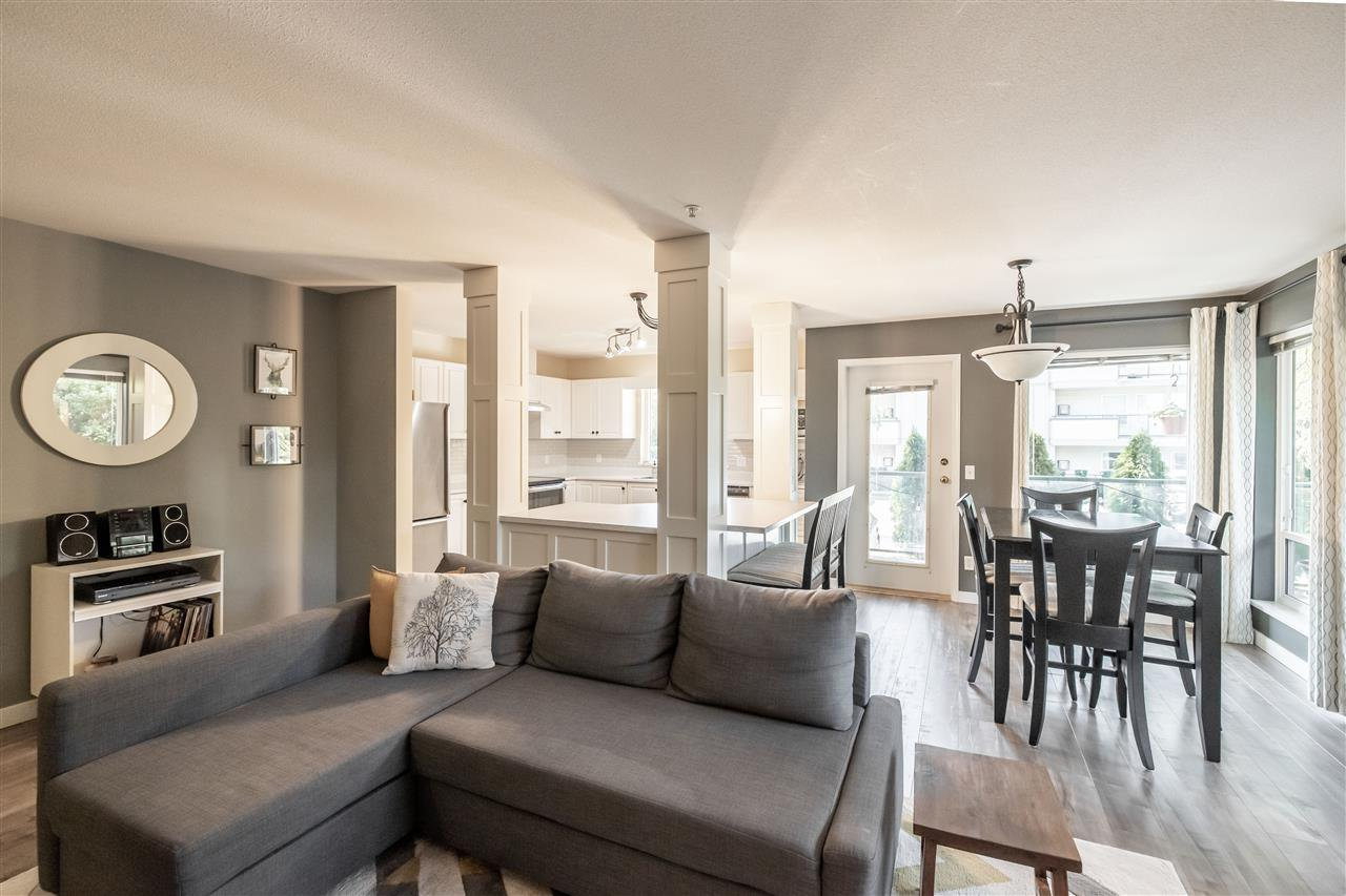 Photo 6: Photos: 110 33728 KING Road in Abbotsford: Poplar Condo for sale : MLS®# R2491004