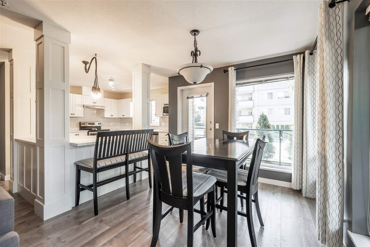 Photo 7: Photos: 110 33728 KING Road in Abbotsford: Poplar Condo for sale : MLS®# R2491004