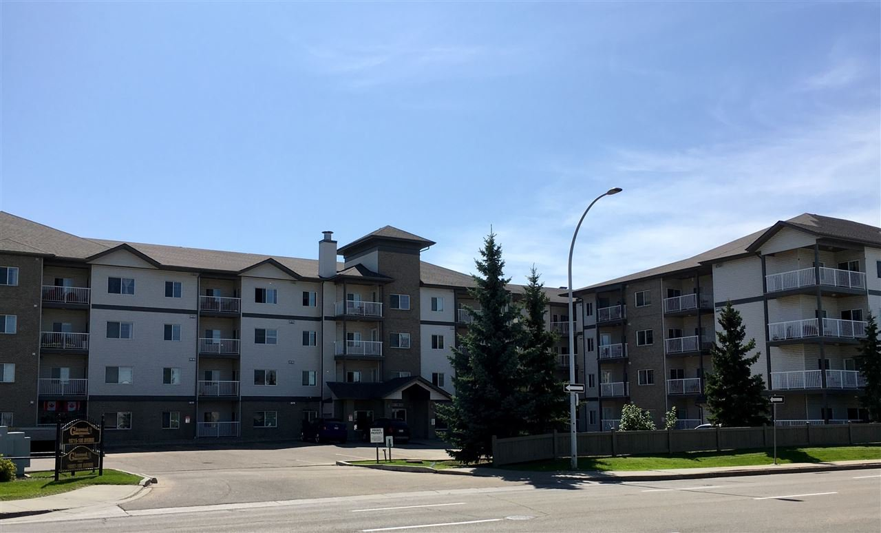 Main Photo: 233 16807 100 Avenue in Edmonton: Zone 22 Condo for sale : MLS®# E4170667