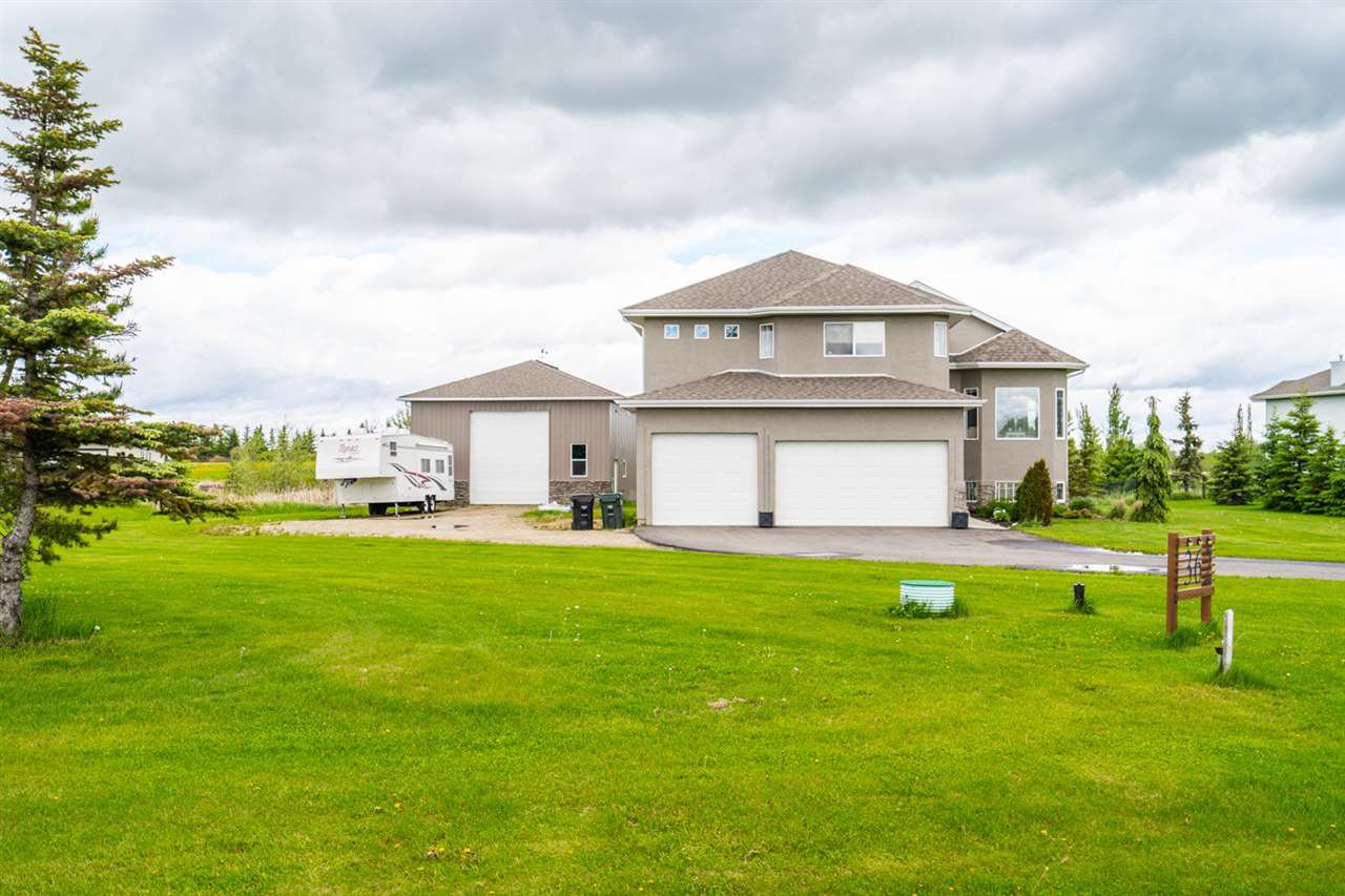 Main Photo: 362 52358 RGE RD 225: Rural Strathcona County House for sale : MLS®# E4201010
