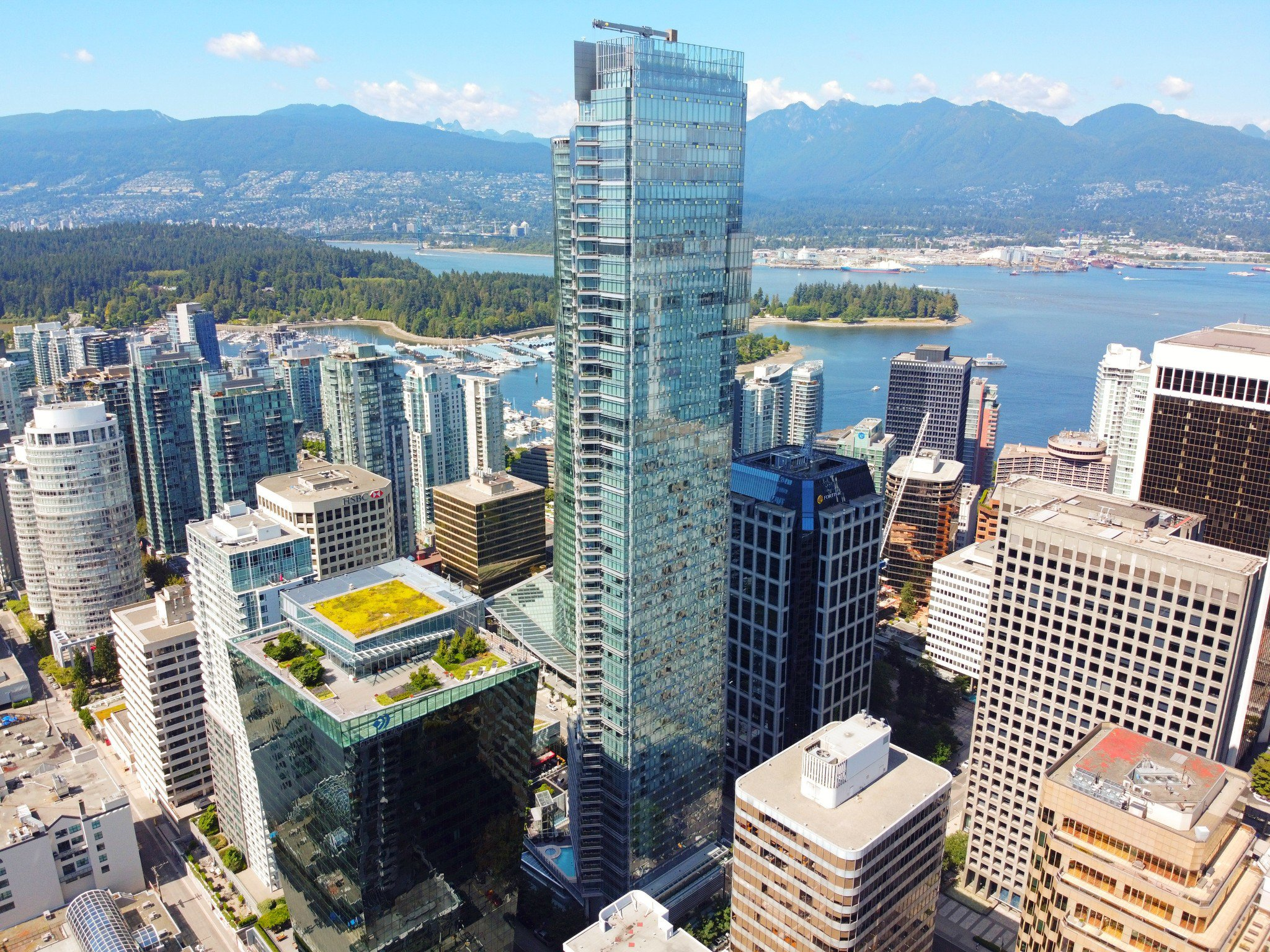 "Main Photo: 2606 1111 ALBERNI Street in Vancouver: West End VW Condo for sale in ""Shangri-La Vancouver"" (Vancouver West)  : MLS®# R2478466"