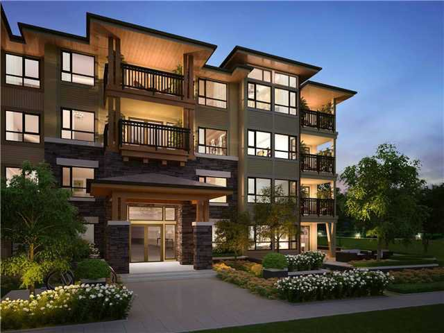 Main Photo: 320 3178 Dayanee Springs Bvld in TAMARACK: Home for sale : MLS®# V938182