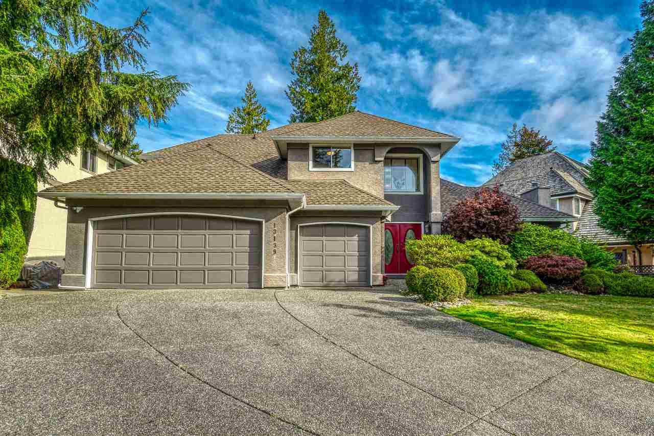 "Main Photo: 13139 19 Avenue in Surrey: Crescent Bch Ocean Pk. House for sale in ""Hampstead Heath"" (South Surrey White Rock)  : MLS®# R2508715"